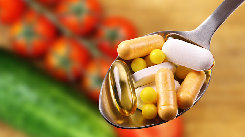 Dietary Supplements Vs. Natural Food Sources
