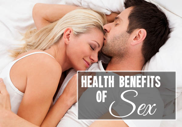 Top 3 Health Benefits of Sex
