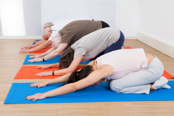 Yoga For Arthritis Patients